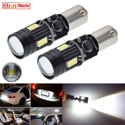 AU19.99 • Buy 2Pcs BAX9S H6W 150° Degree Canbus LED SIDELIGHT PARKER BULB LAMP Light 12V DC