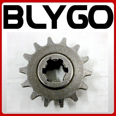 AU12.49 • Buy 14T Front Sprocket Cog T8F Chain GearBox 49cc Mini POCKET PIT DIRT QUAD BIKE ATV