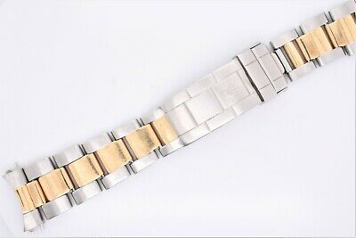 $ CDN2368.44 • Buy Rolex Submariner 16613 16803 Bracelet Steel Clasp 93153-18 End Pieces 401 B 20mm