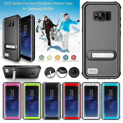 AU27.99 • Buy For Samsung Galaxy S8 S9 Plus Waterproof Case Life Proof Screen Protection Cover