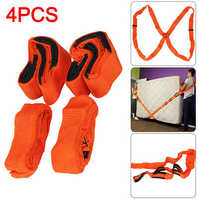 AU20.93 • Buy Lifting Shoulder Straps Moving  Harnesses Furniture Cargo Movers Aid Heavy Duty
