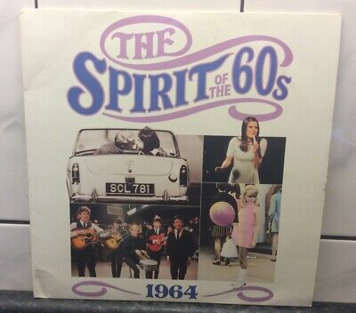 THE SPIRIT OF THE 60'S 1964 Various Artists Time Life TL 532/01 • 8£