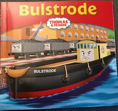 Thomas The Tank Engine & Friends Bulstrode Book Buy 3 Get 1 Free New • 2.30£