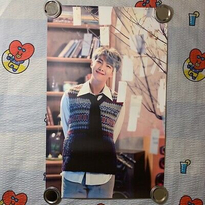 $25 • Buy [US SELLER] BTS 5th Muster Magic Shop Namjoon RM Official Poster