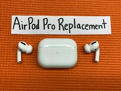 $ CDN62.48 • Buy Genuine Apple AirPods Pro - Left, Right, Or Charging Case Replacement Parts Only