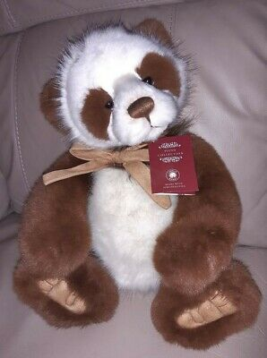 NEW 2018 Charlie Bears KARL Jointed Collectable Teddy Bear - Plush Collection • 50£