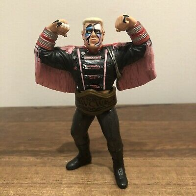 WCW Sting Galoob UK Exclusive Vintage Action Figure 1991 With Belt • 64.99£