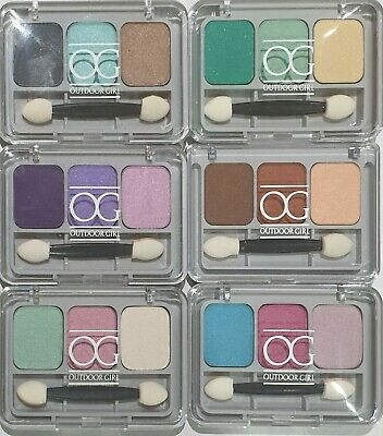 £2.98 • Buy Outdoor Girl By Max Factor Eye Shadow Eyeshadow Palette Duo Trio With Applicator
