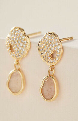 $ CDN46.01 • Buy Anthropologie Gilda Drop Earrings - New In Original Package