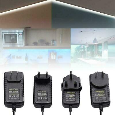 $ CDN5.77 • Buy AC DC5V 12V 9v 24V 2A Power Supply Adapter US EU Plug Light LED Transfor V9I6