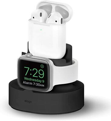 $ CDN13.70 • Buy  Charging Stand For  Dock For  Apple Watch  Series 5 4 3 2 1  And Iphone 2 In 1