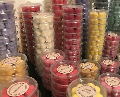 Highly Scented Soy Wax Melts Perfume Laundry Sweet Shop Inspired Multi Buy • 2.49£