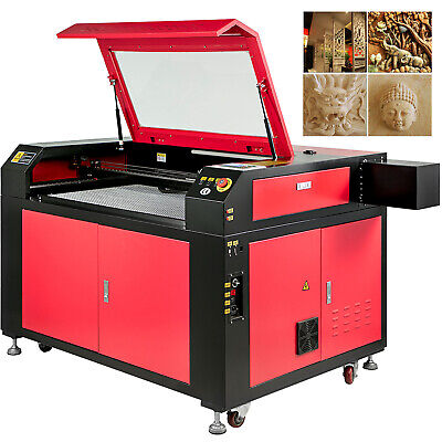 Upgraded 100W CO2 Laser Engraving Cutting Machine 900x600mm USB Engraver Cutter • 2,649.98£