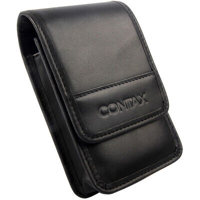 $ CDN31.87 • Buy Camera Protective Bag Cover Fitted Case Leather For Contax T2 T3 TVS1 TVS2 TVS3