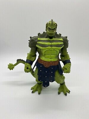 $18 • Buy 200x Masters Of The Universe Whiplash Action Figure, 100% Complete!