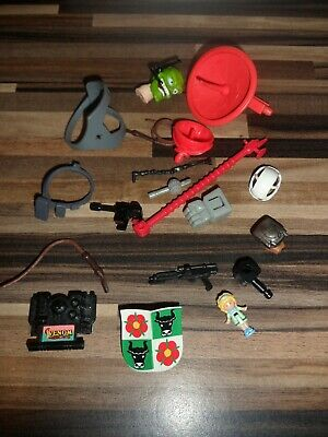 £12.99 • Buy Vintage Action Figures Accessories /weapons Lot Vgc Transformers Mask Polly