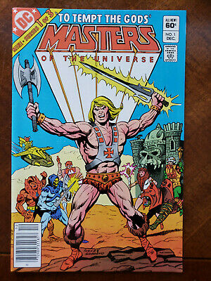 $17 • Buy Masters Of The Universe # 1