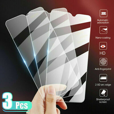 AU2.99 • Buy For OnePlus 7T 7 6T 6 5T Tempered Glass Screen Protector Cover Film Protective