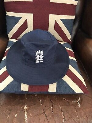 Cricket Sun Hat .. England .. Adidas .. Immaculate .. Small .. Free Post .. • 15£