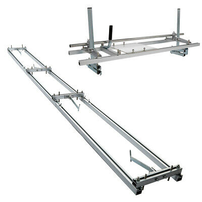 £131.67 • Buy 14 -36  Chainsaw Mill And Milling Rail System Aluminum Rail Mill Guide System