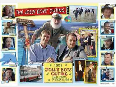 £9.99 • Buy Only Fools And Horses The Jolly Boys Outing Limited Edition Print A3