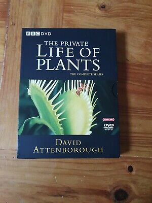 David Attenborough: The Private Life Of Plants - The Complete... DVD (2003) • 7.99£