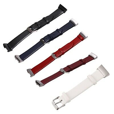AU11.41 • Buy Element Comfortable Soft Leather Band For Fitbit Charge 3 Smart Watch Leat L2U3