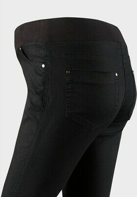 Maternity Black Skinny Jeggings  New • 4.50£