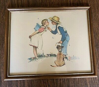 $ CDN13.32 • Buy Norman Rockwell Print  Beguiling Buttercup  81/2 X 11 Inches