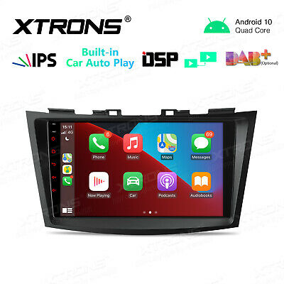 AU289.97 • Buy 9  IPS Car Android 10.0 Stereo GPS DSP Radio Bluetooth For Suzuki Swift Ertiga