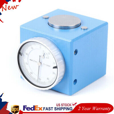 $75.48 • Buy Magnetic Z Axis Tool Dial Pre-setter Tool 2mm+-0.01mm Gage Offset Pre Setter CNC