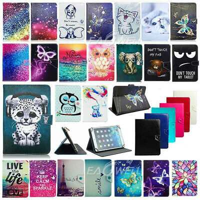 AU20.99 • Buy For Samsung Galaxy Tab A 7.0 8.0 10.1 Stand PU Leather Flip Universal Cover Case