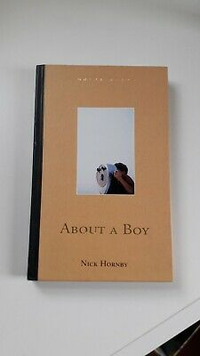 *** About A Boy By Nick Hornby -- Hardback Book*** • 0.80£