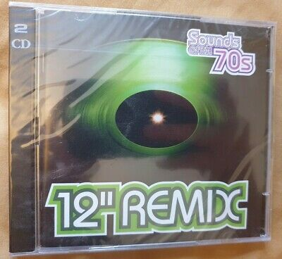 "Rare Time Life Sounds Of The 70s 12"" Remix 2 CD (TL469/32,New/Sealed) • 54.99£"