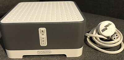 AU495 • Buy SONOS Connect Amp ZP120 Wireless Music Streaming Amplifier - Excellent Condition