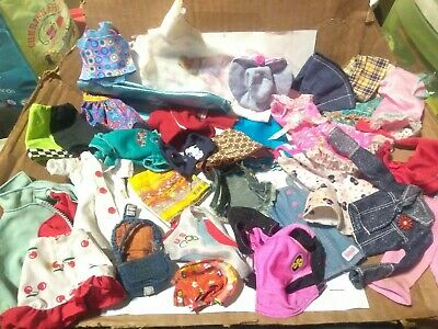 $ CDN27.05 • Buy Lot Of Vintage Barbie Doll  1980s And Older Clothes