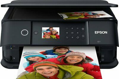 View Details Epson Expression Premium XP-6100 Wireless Color Photo Printer Scanner All-In-One • 147.00$