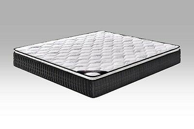 AU109 • Buy 5 Zone Pocket Spring Pillow Top Memory Foam Mattress Single Double Queen King