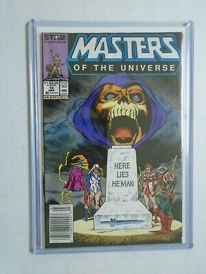 $70 • Buy Masters Of The Universe #12 6.0 FN (1988)