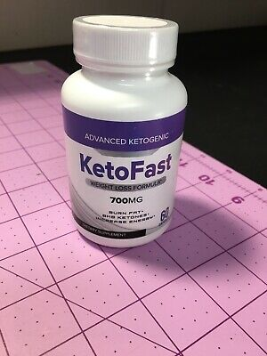 $17 • Buy ☀ KETOFAST ADVANCED WEIGHT LOSS FAST BHB 60 Caps KETO FAST
