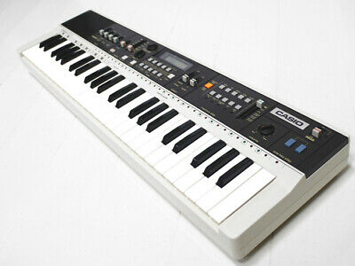 $400 • Buy CASIO Casiotone MT-70 49-key Synthesizer  AC100V Working Properly F/S (d76