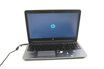 $83 • Buy HP ProBook 650 G1 Intel Core I5 2.60GHz 4GB RAM 320GB HDD 15.6'' Win7 Laptop