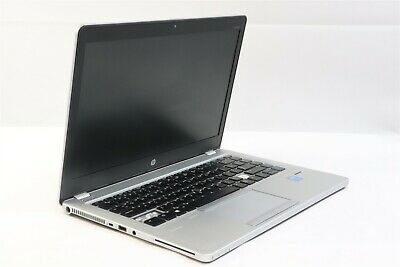 $53 • Buy HP EliteBook Folio 9480M Core I5 2.00GHz 4GB RAM 256 SSD HDD 14'' Win7 Laptop