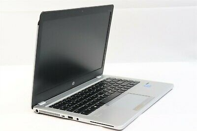 $100 • Buy HP EliteBook Folio 9480M Core I5 2.00GHz 4GB RAM 256 SSD HDD 14'' Win7 Laptop