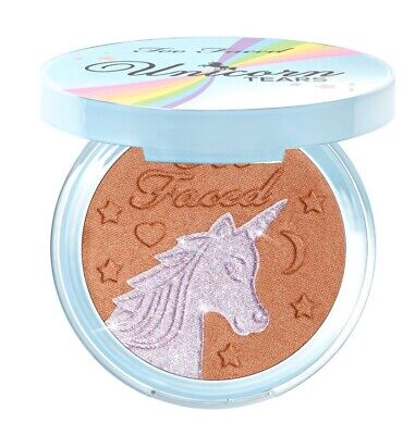 AU26.71 • Buy Too Faced Unicorn Tears Bronzer Sold Out In Shops RRP £34 BNIB