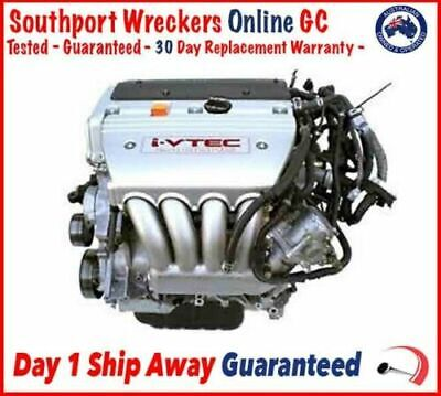 AU850 • Buy Honda Accord CM Engine / Motor 2.4L K24A4 09/03 - 10/07 7th Gen 165,000 KMS