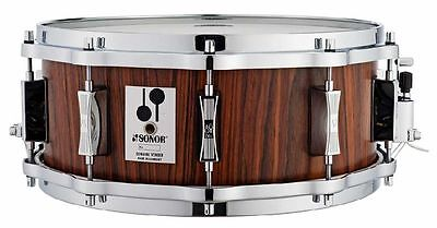 $1277.21 • Buy Sonor D 515 Pa Phonic Re-Issue Snare Drum Beech Shell