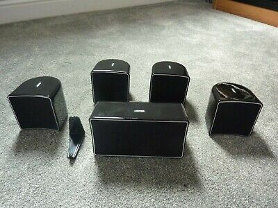 Jamo A 10c Centre And 102s Surround 5 Speaker System Great Condition • 10£