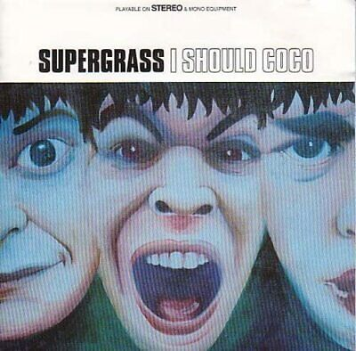 I Should Coco - Supergrass - 724383335022 - DISC Only • 1.89£