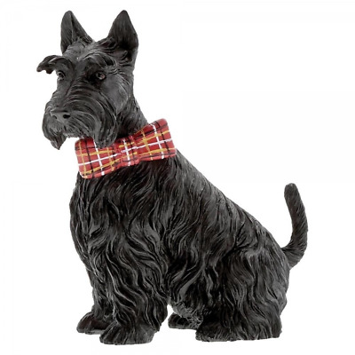 Enesco Countryside Couture Jack Figurine Scottie Dog Ornament Discontinued NEW  • 14.99£